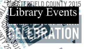 Black History Month Library Events 2015